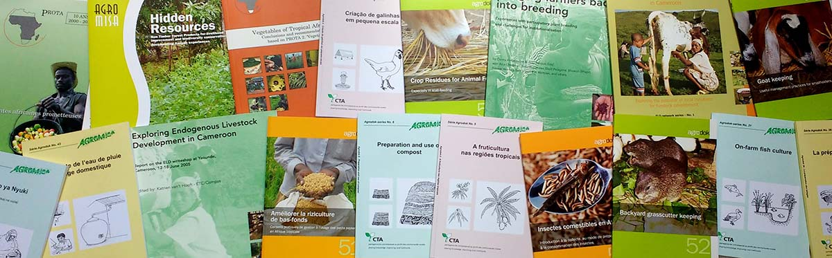 Agromisa publications