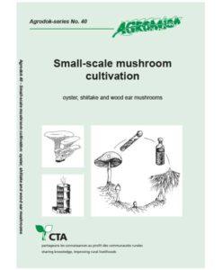 Small-scale mushroom production