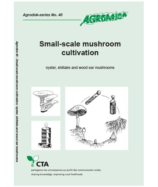 Small-scale mushroom production